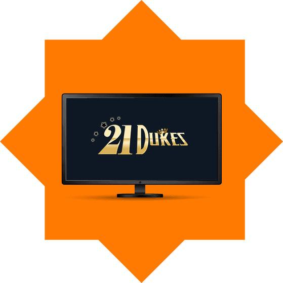 21 Dukes Casino - casino review