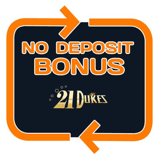 21 Dukes Casino - no deposit bonus 365