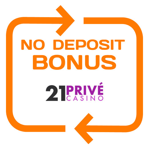 21 Prive Casino - no deposit bonus 365