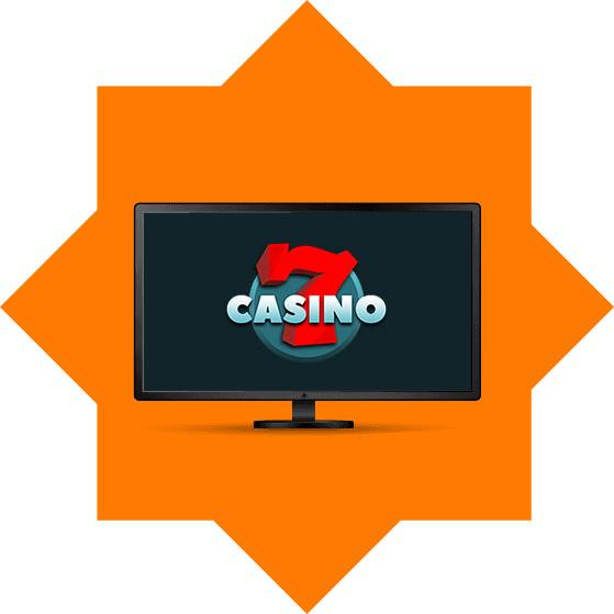 7Casino - casino review