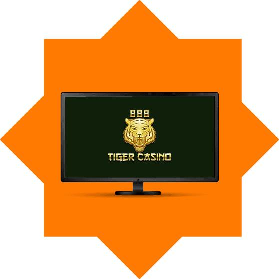 888 Tiger Casino - casino review