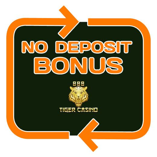 888 Tiger Casino - no deposit bonus 365