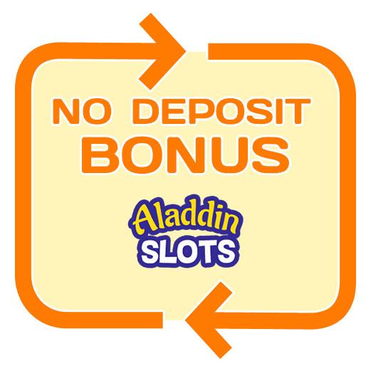 Aladdin Slots - no deposit bonus 365
