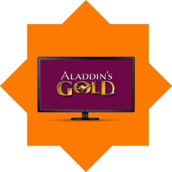 Aladdins Gold Casino - casino review