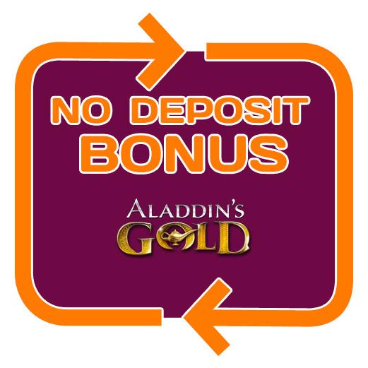 Aladdins Gold Casino - no deposit bonus 365