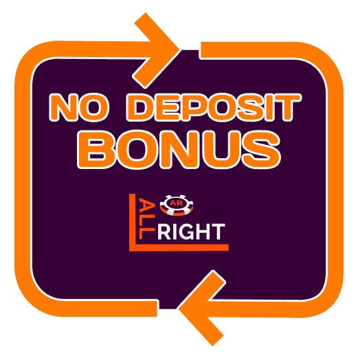 All Right Casino - no deposit bonus 365