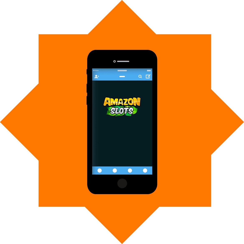 Amazon Slots - Mobile friendly