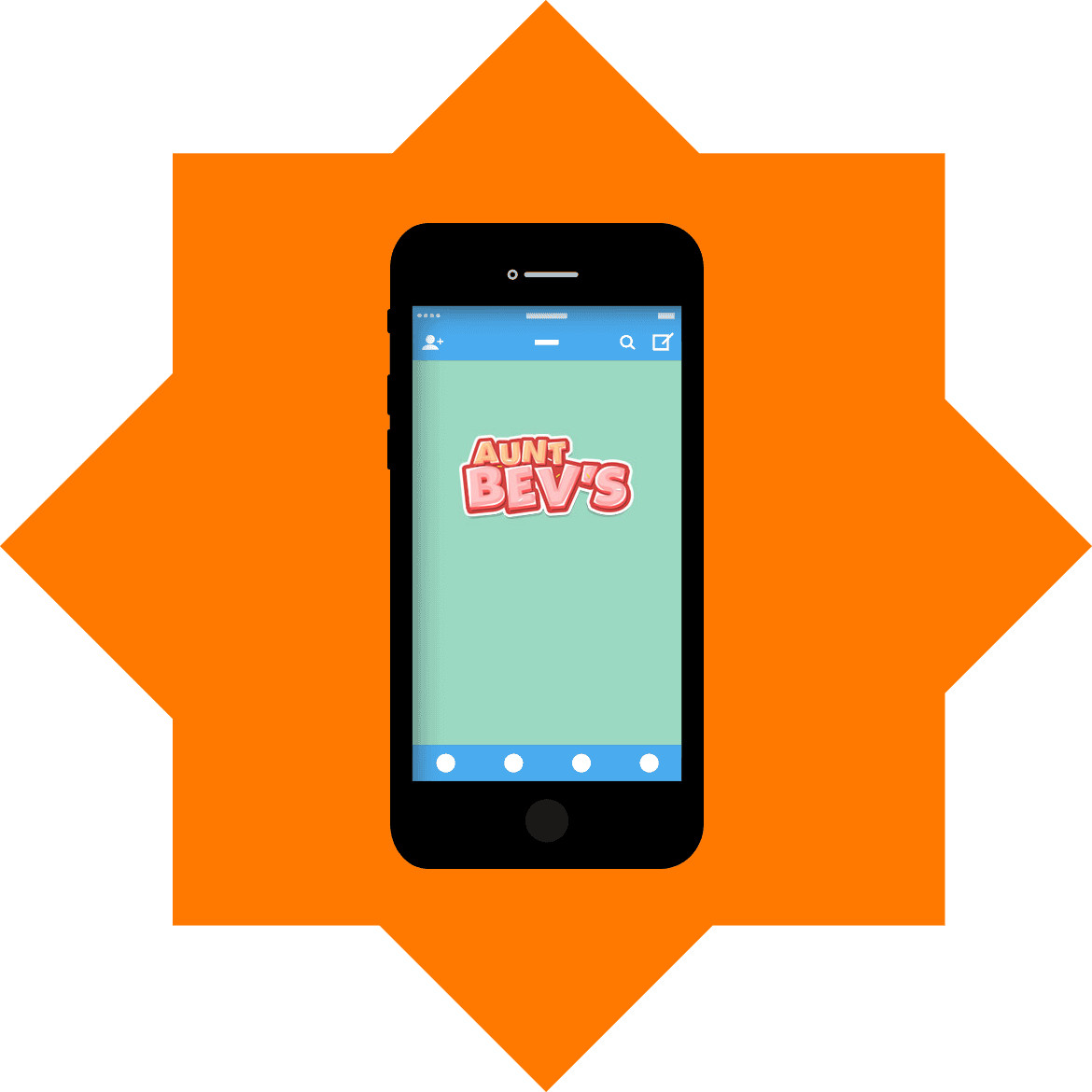 Aunt Bevs Casino - Mobile friendly
