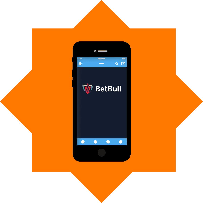 BetBull - Mobile friendly