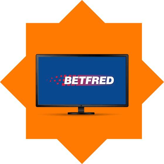 Betfred Casino - casino review