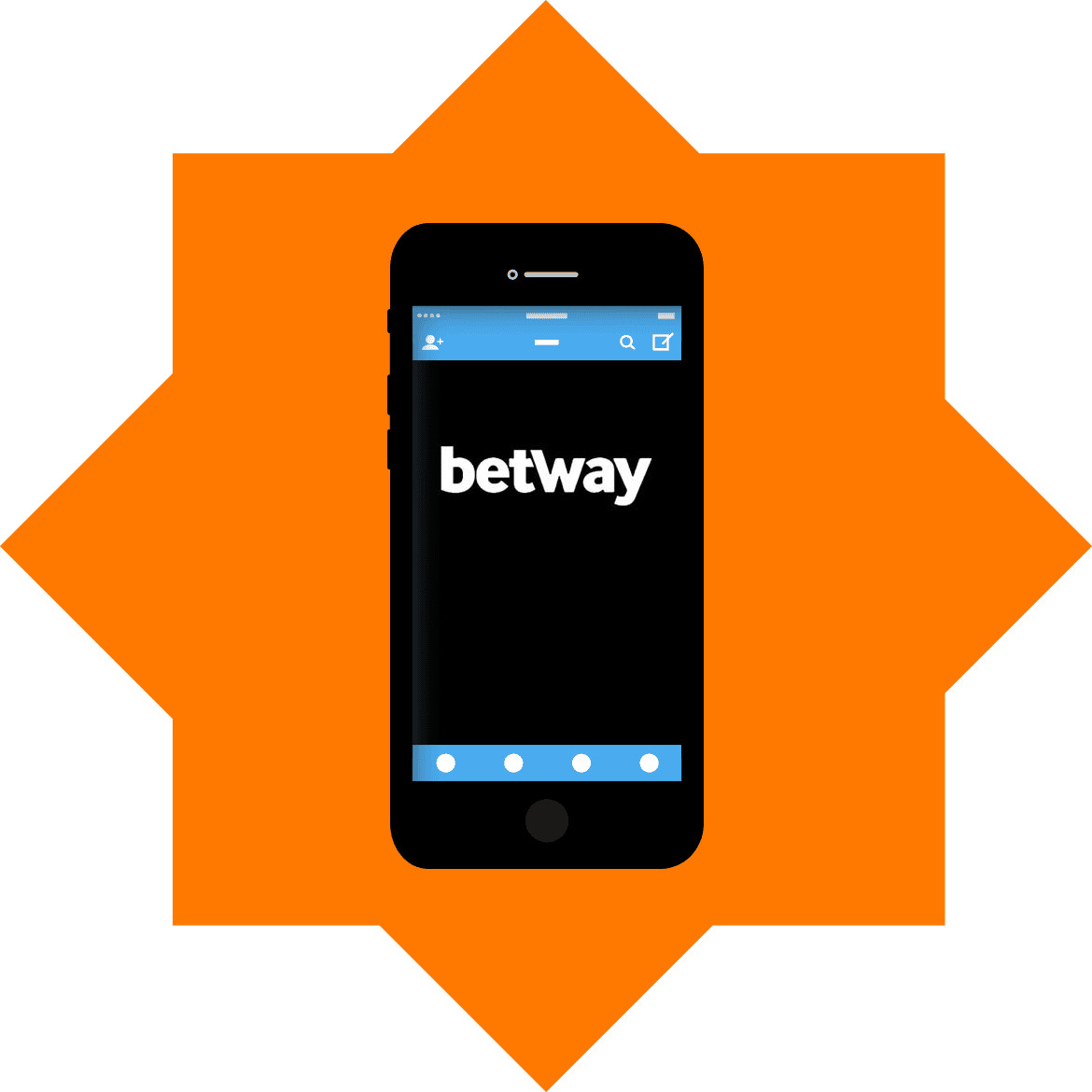 Betway Casino - Mobile friendly