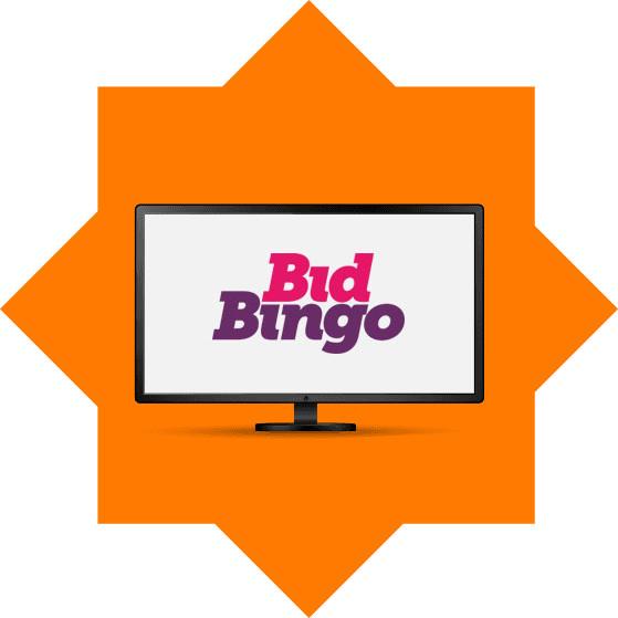 Bid Bingo Casino - casino review