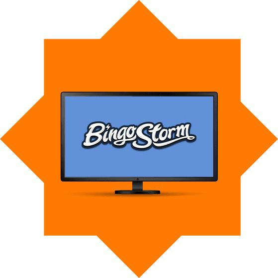 Bingo Storm - casino review