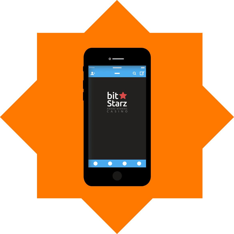BitStarz - Mobile friendly
