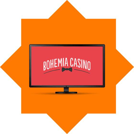 Bohemia Casino - casino review