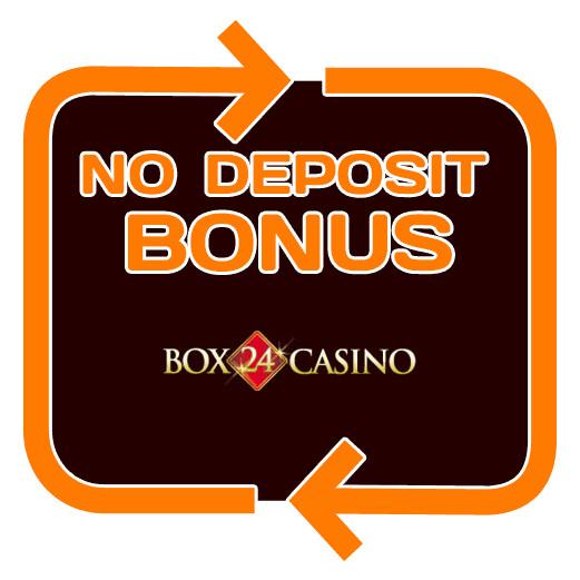 Box 24 Casino - no deposit bonus 365