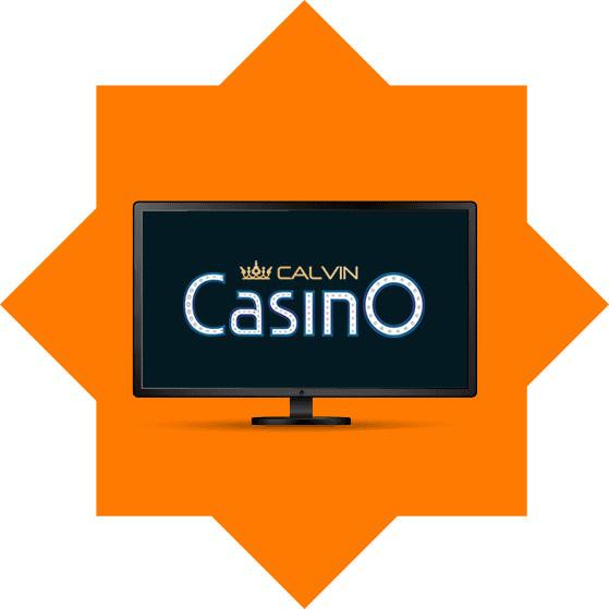 Calvin Casino - casino review