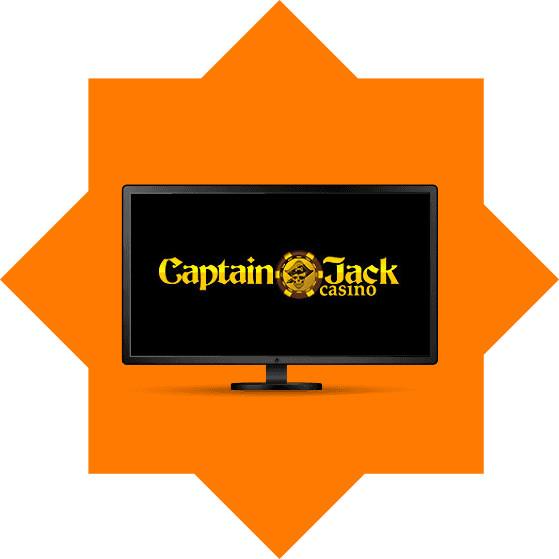 Captain Jack - casino review