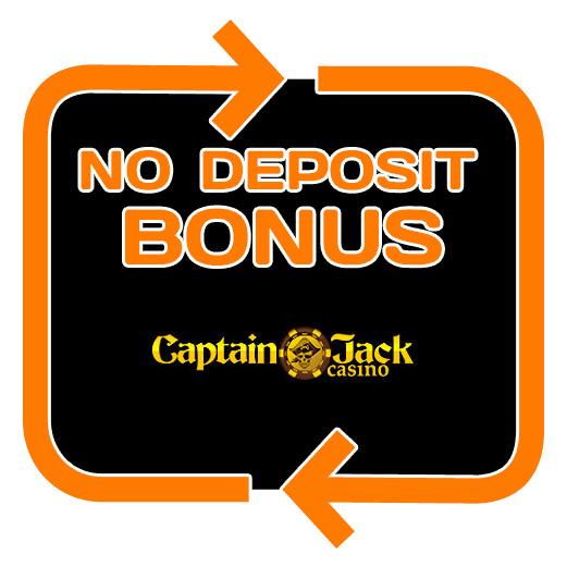 Captain Jack - no deposit bonus 365