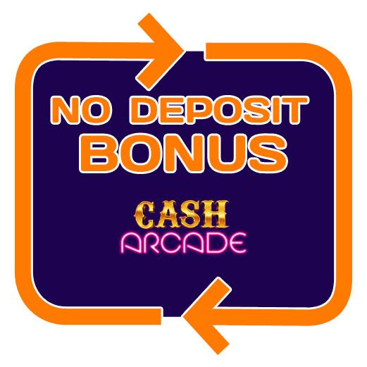Cash Arcade - no deposit bonus 365