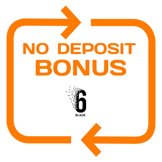 Casino 6 Black - no deposit bonus 365