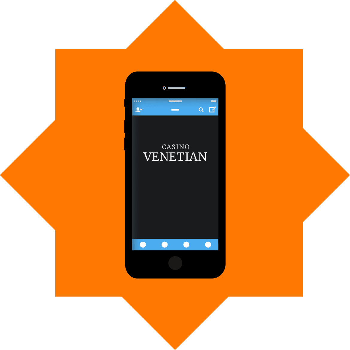Casino Venetian - Mobile friendly
