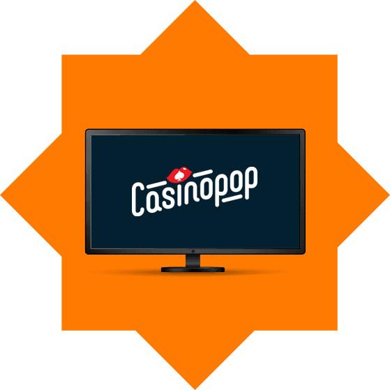 CasinoPop - casino review