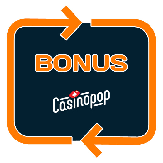 Latest free spins from CasinoPop
