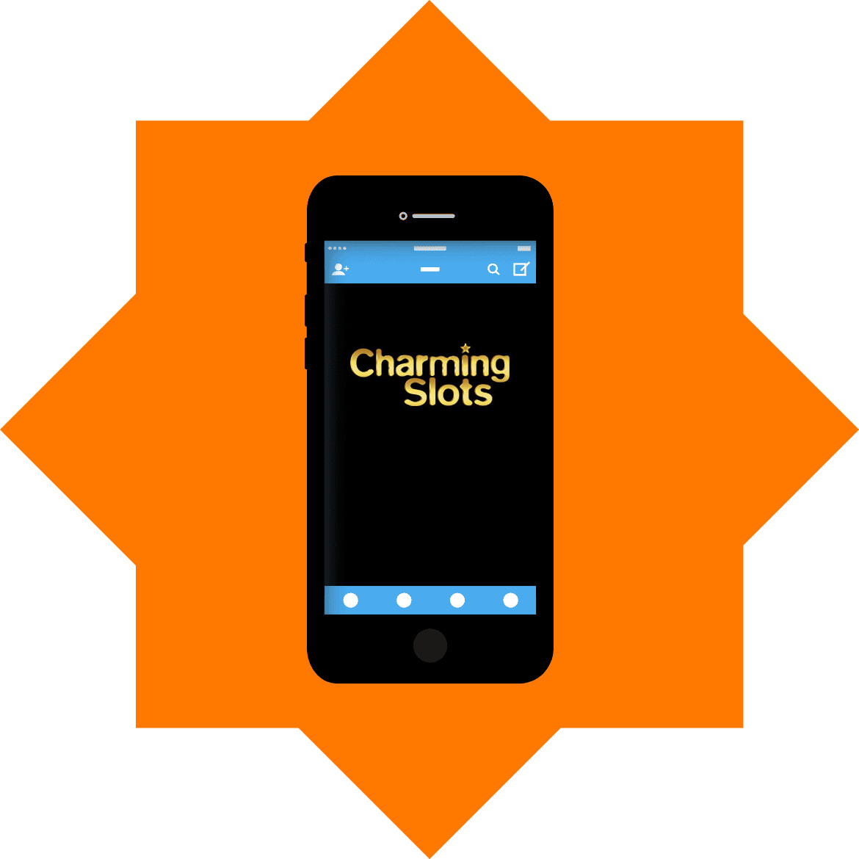Charming Slots - Mobile friendly