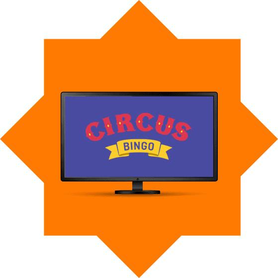 Circus Bingo Casino - casino review
