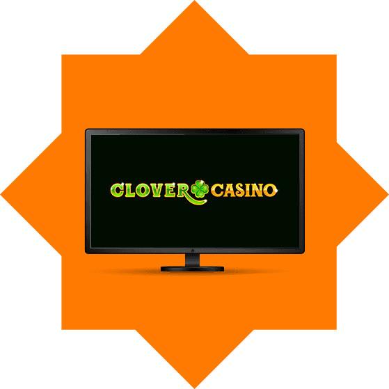Latest no deposit free spin bonus from Clover Casino