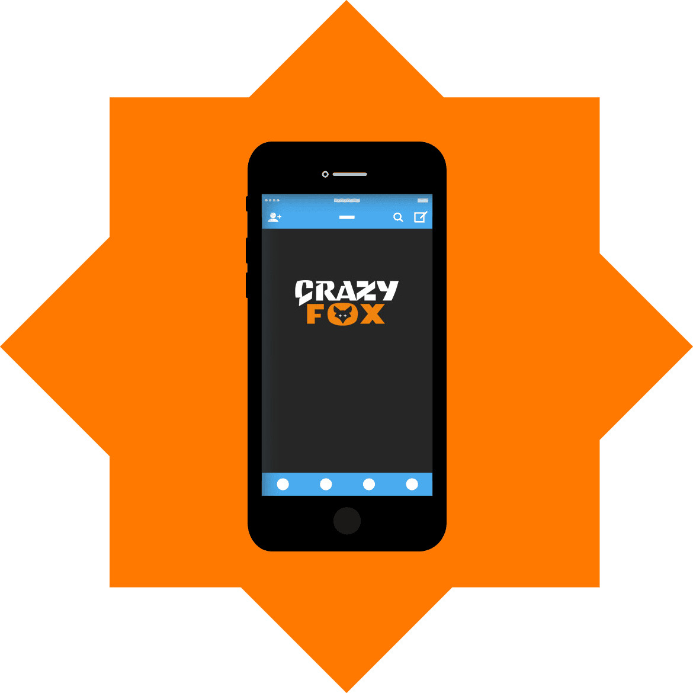 Crazy Fox - Mobile friendly