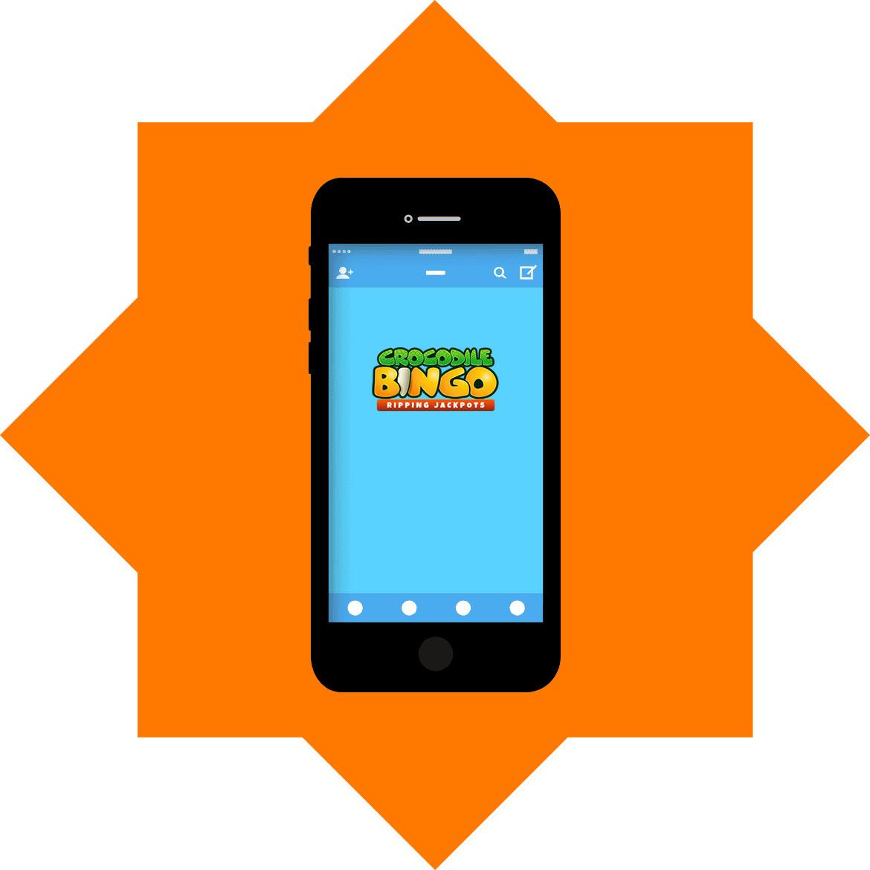 Crocodile Bingo - Mobile friendly