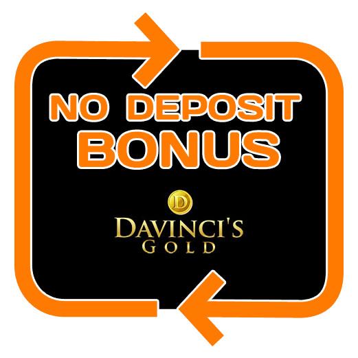 Da Vincis Gold - no deposit bonus 365