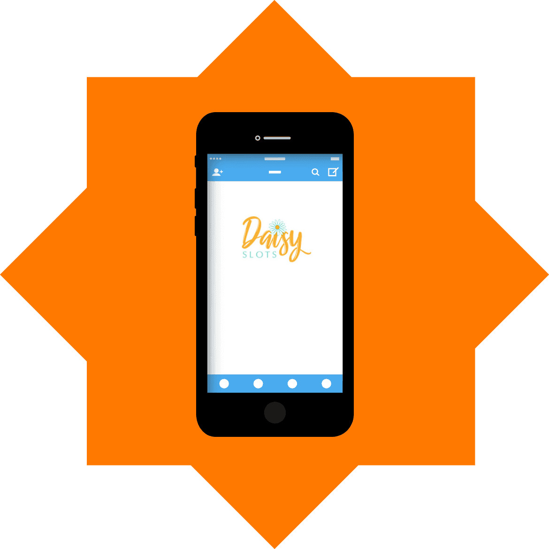 Daisy Slots - Mobile friendly