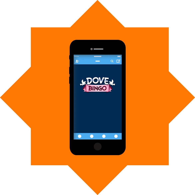 Dove Bingo - Mobile friendly