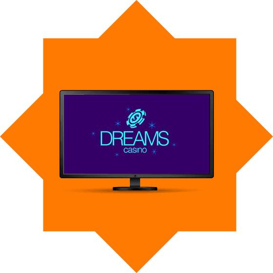 Dreams Casino - casino review