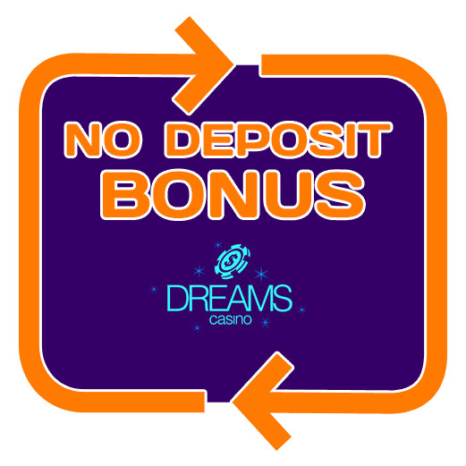 Dreams Casino - no deposit bonus 365