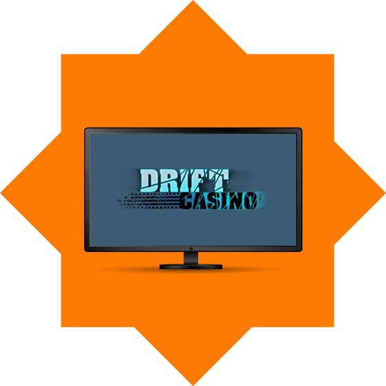 Drift Casino - casino review