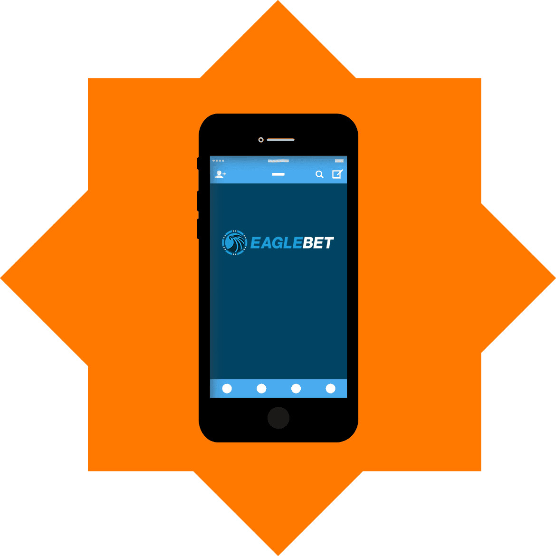 EagleBet - Mobile friendly