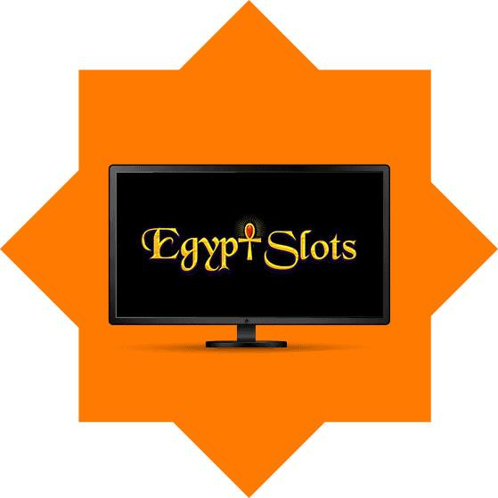 Egypt Slots Casino - casino review
