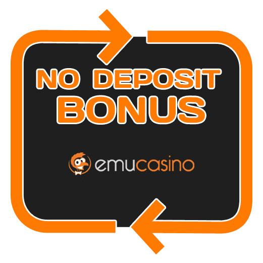 EmuCasino - no deposit bonus 365