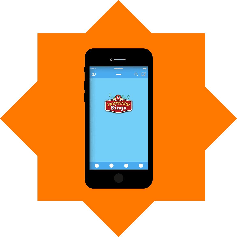 Farmyard Bingo - Mobile friendly