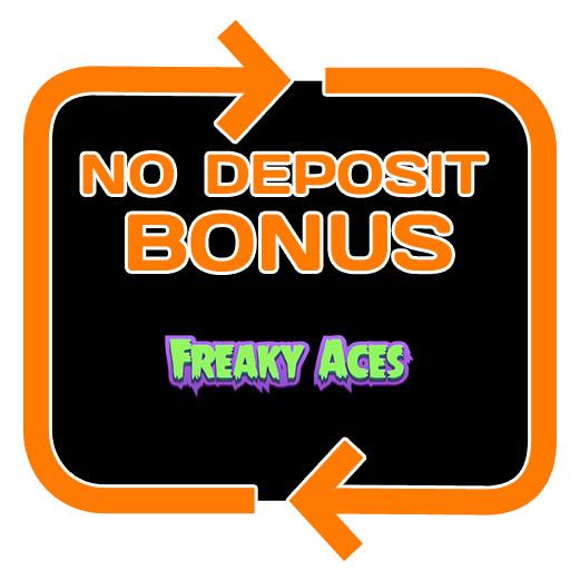 Freaky Aces Casino - no deposit bonus 365