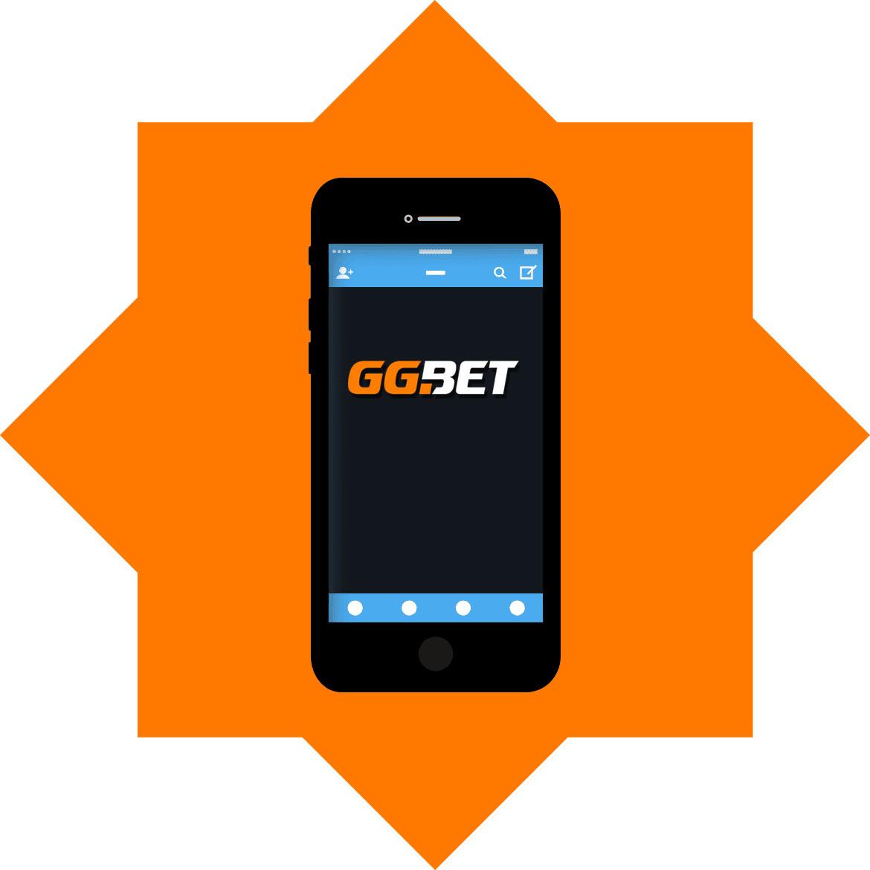 GGBET Casino - Mobile friendly