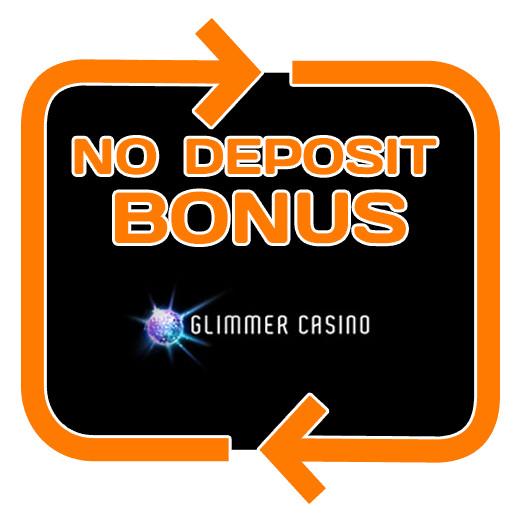 Glimmer Casino - no deposit bonus 365
