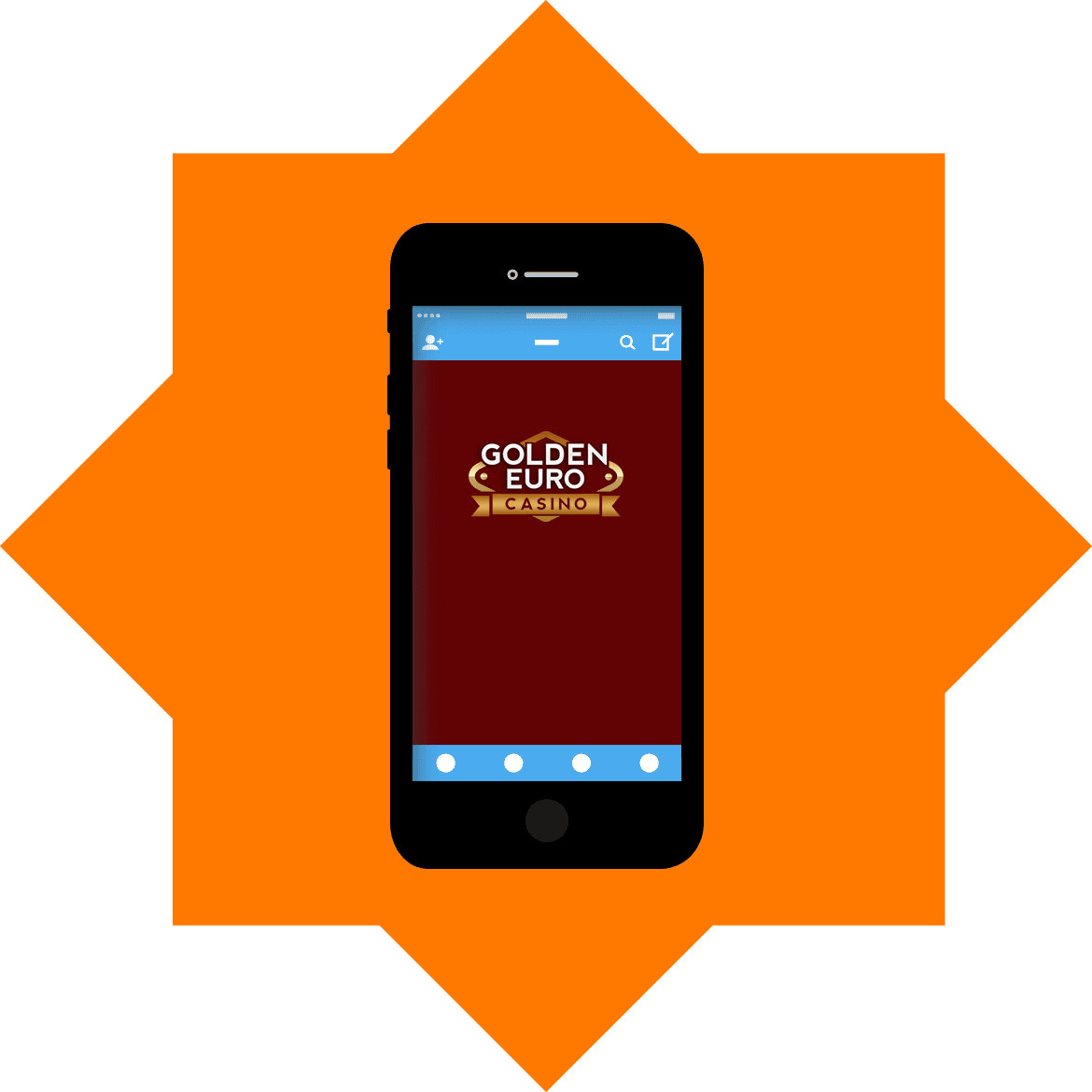 Golden Euro Casino - Mobile friendly