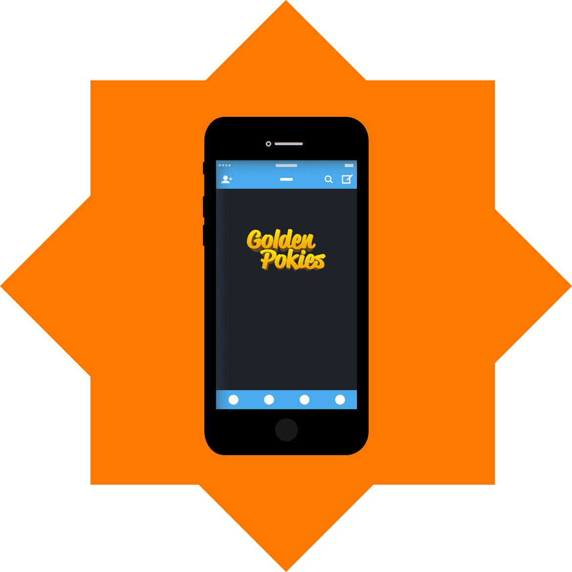 Golden Pokies - Mobile friendly