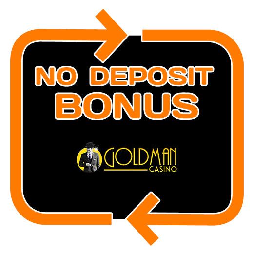 Goldman Casino - no deposit bonus 365
