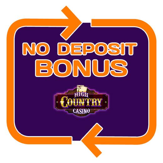 High Country Casino - no deposit bonus 365